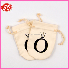 2014 Hot Sale factory direct jewelry pouch with logo, MOQ 2000PIECES