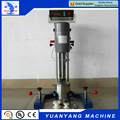 Made in China low price ce 1-2 L high speed liquid paint dissolver mixer