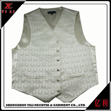 2015 new design style waistcoat for success man
