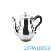 Hot Sale Wholesales China Long mouth stainless steel teapot