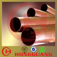 Factory price ASTM B75 10mm copper pipe