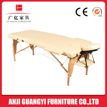 Better Modern Portable Massage Table China,wooden massage table