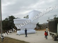 Inflatable products,inflatable Toilet giant balloon K3014