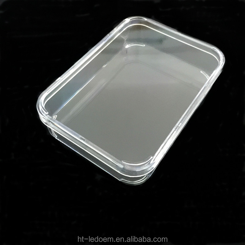 <strong>Custom</strong> Cleanly No Harm Popular PS Materials Microwave Safe Plastic Food Boxes