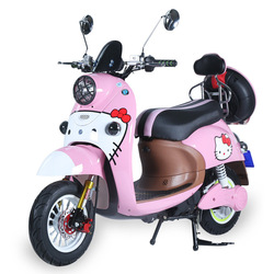 Advanced Quality E Bicycle Vespa Electric Motorcycle