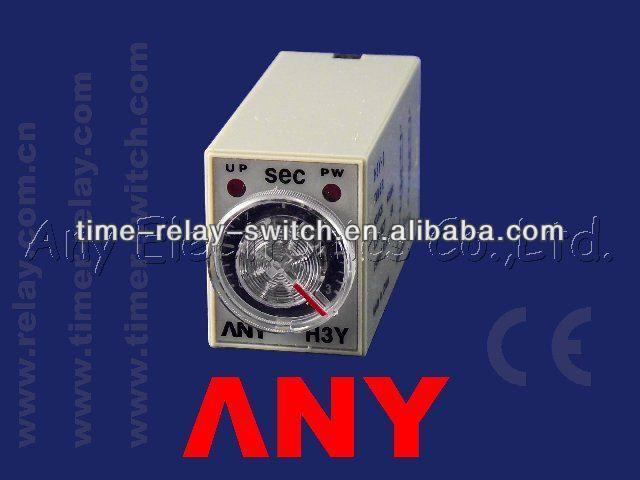 bistabiles relais H3Y-2 H3Y-4 IC Timer