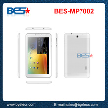 Made in Shenzhen 16:9 capacitive 7inch MTK8312C dual core mid city