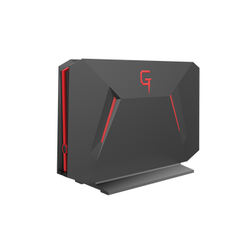 i7-7700HQ 8GB/16GB RAM GTX-1060 desktop gaming pc with SSD and HDD