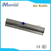 China manufactures 304 Stainless steel air knife systems