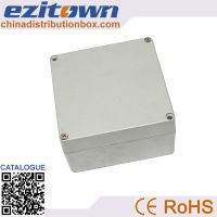 Factory price china's ip65 waterproof aluminium box enclosure electronic