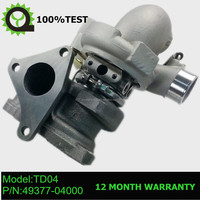 TD04 turbocharger turbo 49377-04000 14412-AA100 for SUBARU Impreza 2.0L