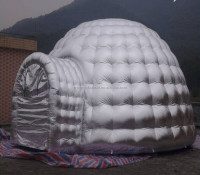 New promotional inflatable air dome tent for sale