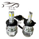 Super power COB A336 led headlight H1 H4 H7 H11 9006 9007 led head lamp car led headlight