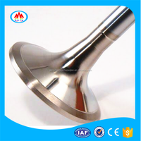 Size in 34.0*5.5*112.2 ex 29.0*5.5*124.0 engine valve for Honda CD4 F22