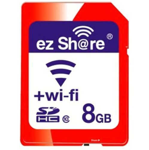 Practical Camera Wifi SD Card with Wifi APP Available 8GB Capacity Class <strong>10</strong>