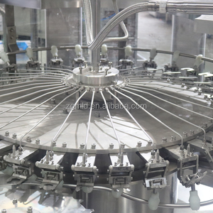 Automatic carbonated soft drinks production machine line for cola making