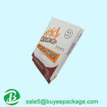 Fried Chicken Nugget Bag Oil Proof Snack Package Paper Bag