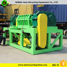 Used tire recycling rubber powder equipment