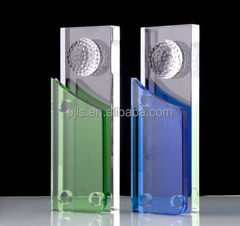 new design crystal award for promotion souvenir