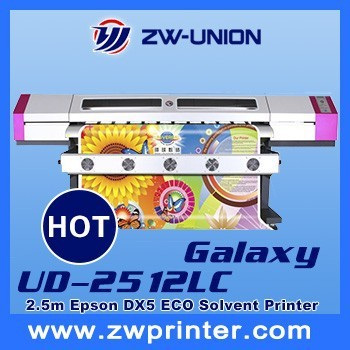 Best quality and best sale !!DX5 Printhead eco solvent printer for your choice