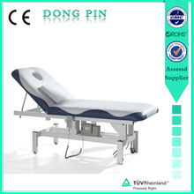 beauty salon furniture electric facial bed with one motor