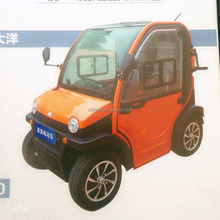 electric smart cars rear-wheel-drive Auto Transmission 2 seats electric car high quality