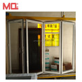 Lowe glass exterior bi-fold patio doors for sale