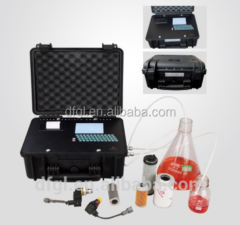Oil Analysis Equipment Spplier N(C)-6 Portable Particle Counter