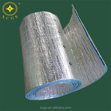 Aluminum foil foam multilayer insulation