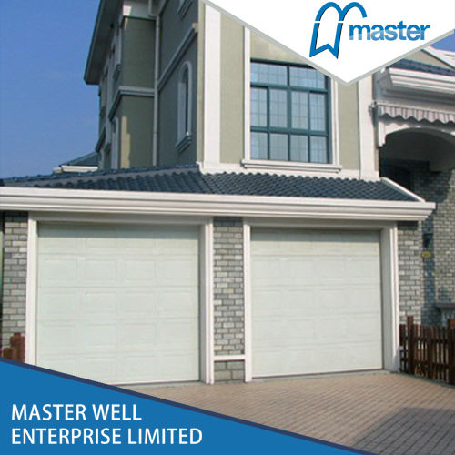 Competitive price master well garage door
