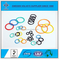 Thin Thickness Red Silicone O Ring Sealing Gaskets Supplier Price