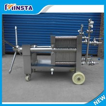 Pressure type Plate and Frame Waste Oil Filter Machine/transformer oil purification plant/proline oil filter