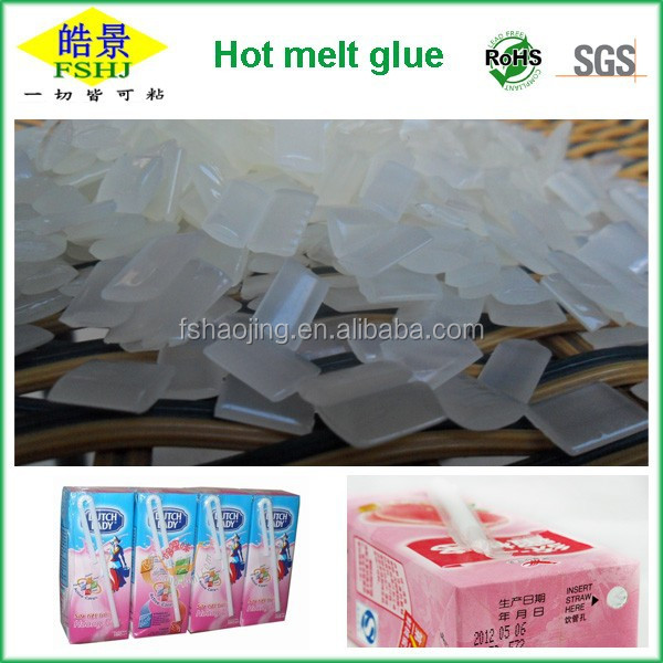 Drinking Packaging Beverage Hot melt Adhesive