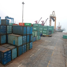 20ft container shipping service sea freight door to door delivery from Shanghai to Seattle USA