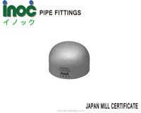 ANSI/JIS Japan quality stainless steel pipe end cap