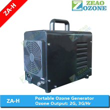 2g 3g multi-function ozone generator for home water/air treatment