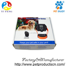 most selling products Dog Training Collar Waterproof Rechargeable Electric Pet Fence