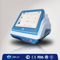650nm Portable Diode Laser Slimming Machine