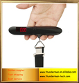 2017 Newly 50kg digital luggage scale with Red LED backlight for Traveling and Shopping