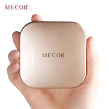 Pocket style mirror power bank