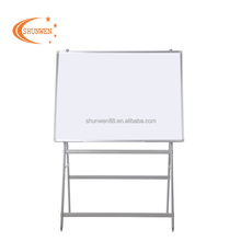 Hot selling flexible magnetic whiteboard with stand for office