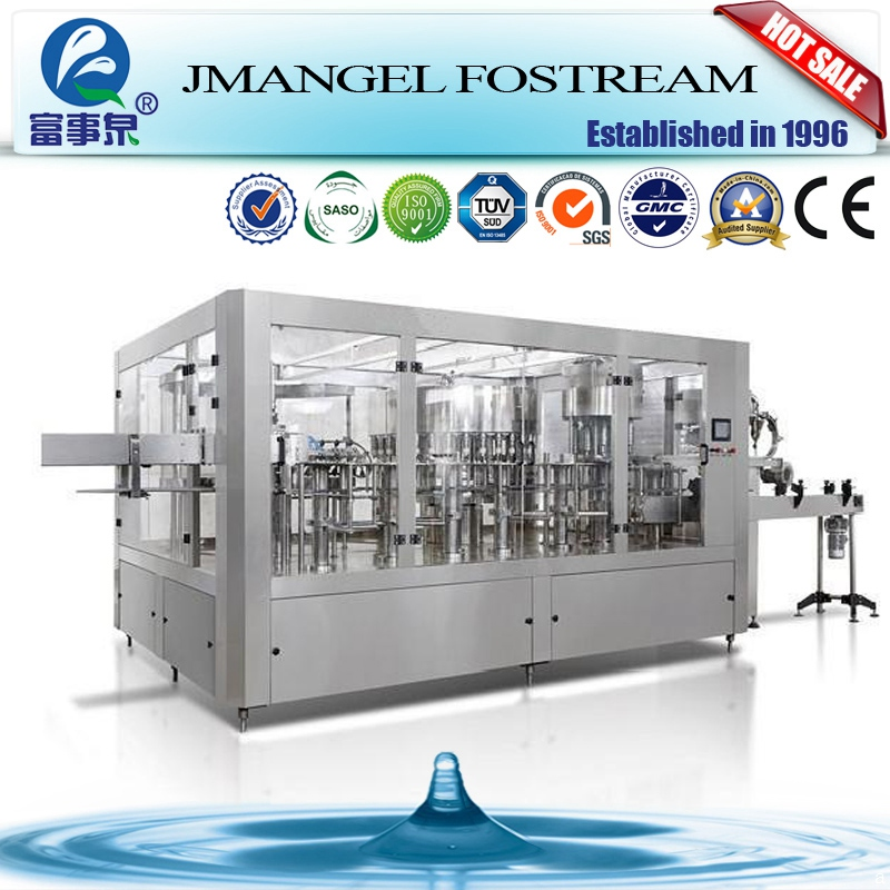 Alibaba Guangdong automatic portable water bottling machine