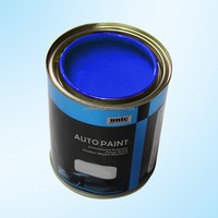 Car paint usage water based acrylic spray paint