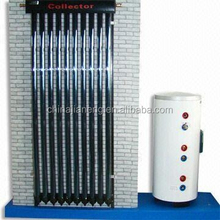 200L Split Pressurized Heat Pipe Vacuum Tube Manufacturing Solar Water Pump System