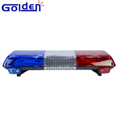 Law enforcement agencies trucks used military vehicles warning emergency halogen lightbar
