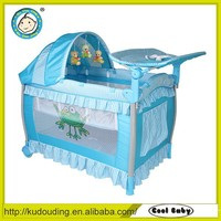 Novelties wholesale china baby swing cradle