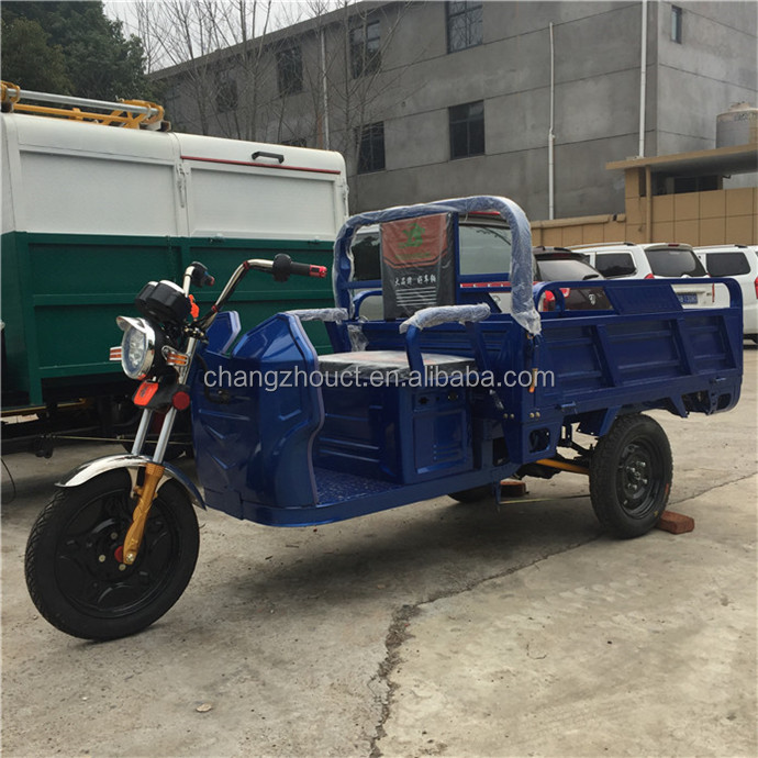 hot sale three wheel electric tricycle for cargo 1.5mx1m/1.8mx1.1m/2.5mx1.3m