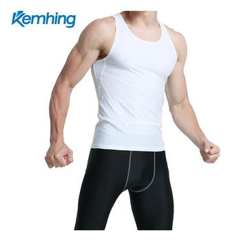 wholesale custom sexy dry fit men sleeveless t shirt,fitness vest