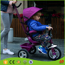Kids Toys 2017 Car Type And Metal PP Fabric Material Toddler Tricycle