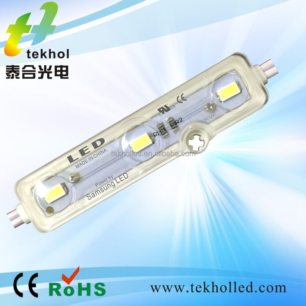 DC12V korea design led module 5630 IP68
